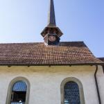Kapelle St. Nikolaus Uhr
