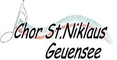 Logo Chor St. Niklaus